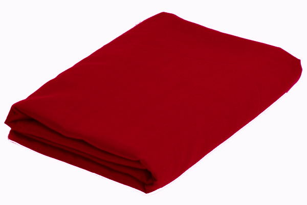 Blood Red – Rubia Voile Turbans